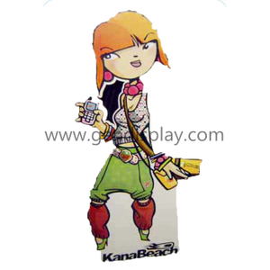 Promotional Cardboard Gift Standee Display (GEN-SD014)