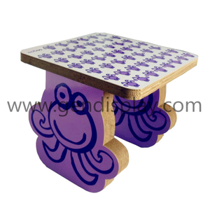 Cardboard Table Furniture For Kids (GEN-CF004)