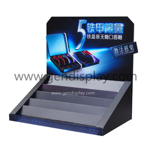POS Cardboard Chutty Counter Display, Chutty Counter Display Box (GEN-CD181)