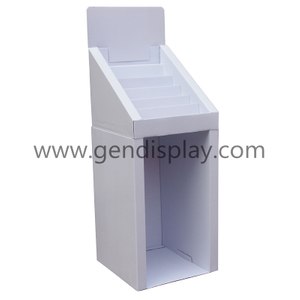 Cardboard Display Stand, Customized Floor Display (GEN-FD296)