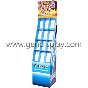 Retail Compartment Display Stand For Headset Promotion(GEN-CP055)