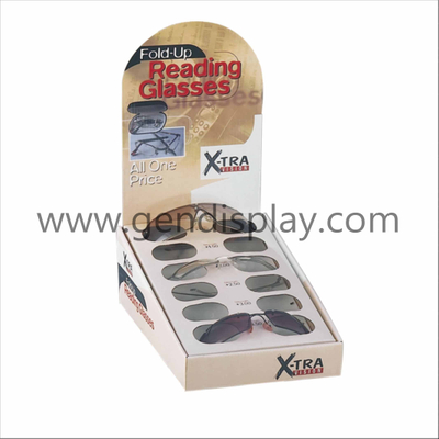 Sunglasses Counter Display, Paper Counter Display (GEN-CD099)