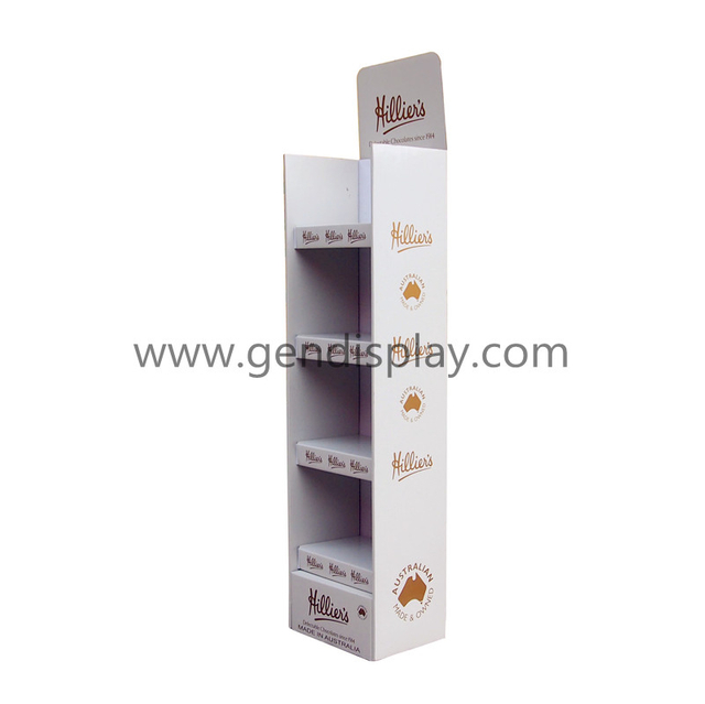 Cardboard Display, Floor Display Stand (GEN-FD270)