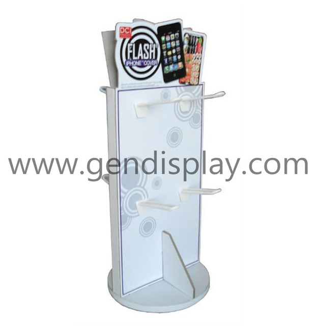 Phone Counter Display, Hooks Counter Display(GEN-CD049)