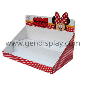 Disney Cardboard Bags Counter Display , Counter Display (GEN-CD160)