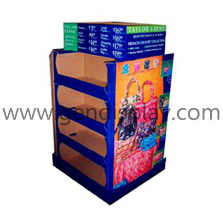 Handbags Pallet Display ,Pallet Display Stand (GEN-PD027)