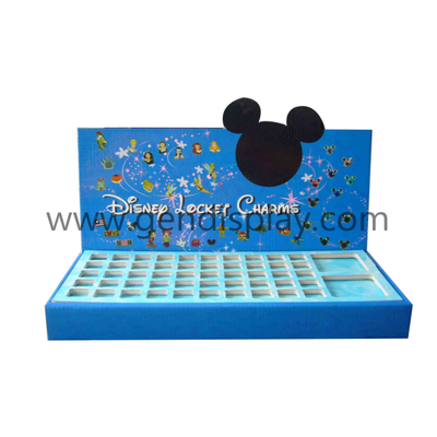 Promotional Disney Cardboard Counter Toys Display Unit(GEN-CD077)