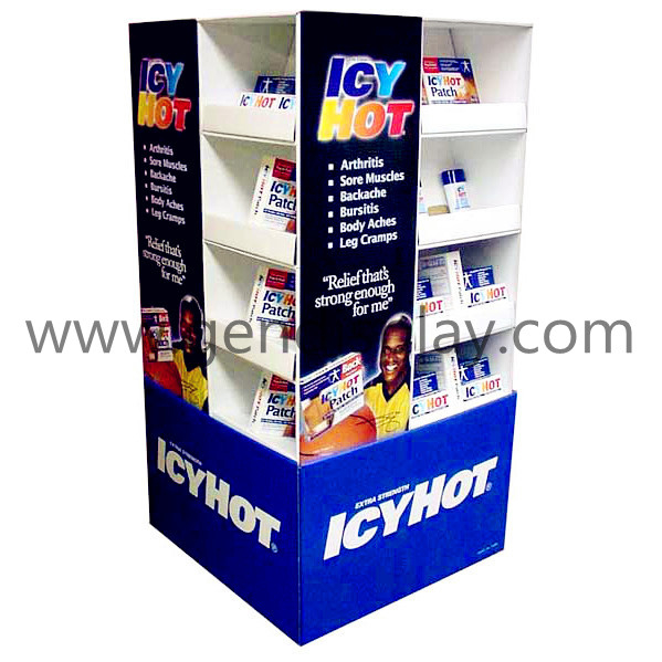 Pop Pallet Display, Paper Pallet Display (GEN-PD037)
