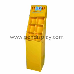 Magazine Display Stand, Pop Compartment Display (GEN-FD057)