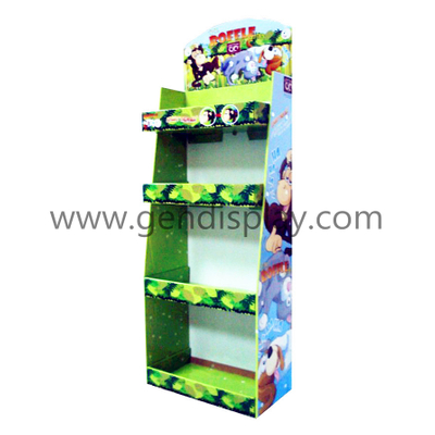 Toys Floor Display, Custom Toys Display Carton (GEN-FD046)