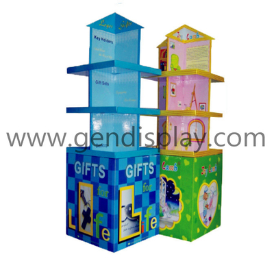 Cardboard Pallet Display, Pop Gift Display (GEN-PD030)