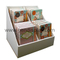 Books Counter Display Stand, Cardboard Books Display (GEN-CD245)