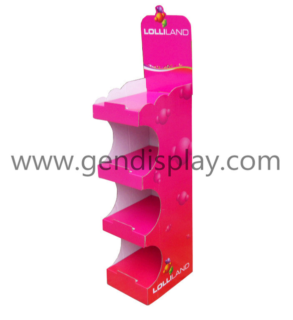 Candy Display ,Floor Display (GEN-FD212)