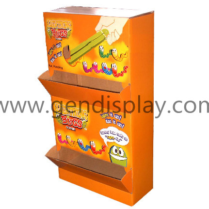 Custom Toys Cardboard Counter Display, Toys Countertop Display(GEN-CD014)
