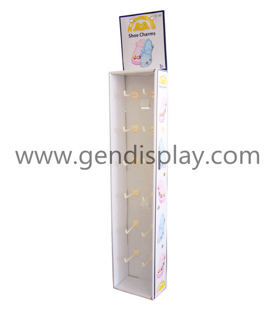 Cardboard Sidekick Display, Wall Hanging Display (GEN-SK003)