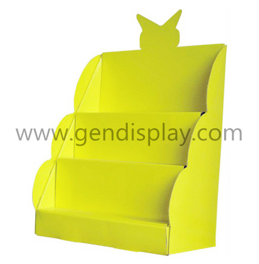 Custom Promotional Toys Cardboard Counter Display(GEN-CD036)