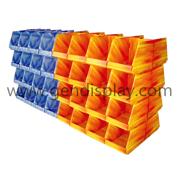 Cardboard Pallet Display ,Promotion Pallet Display (GEN-PD008)